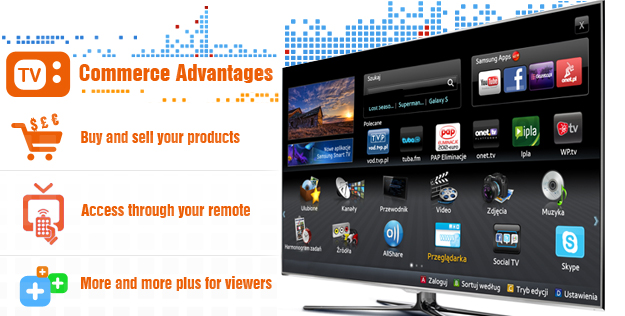 TV Commerce Solutions